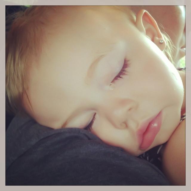 Aniston.sleeping